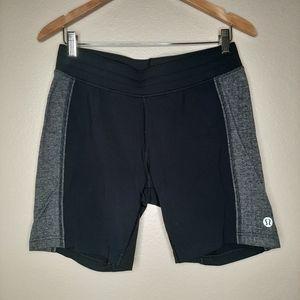 LULULEMON mens herringbone panel shorts